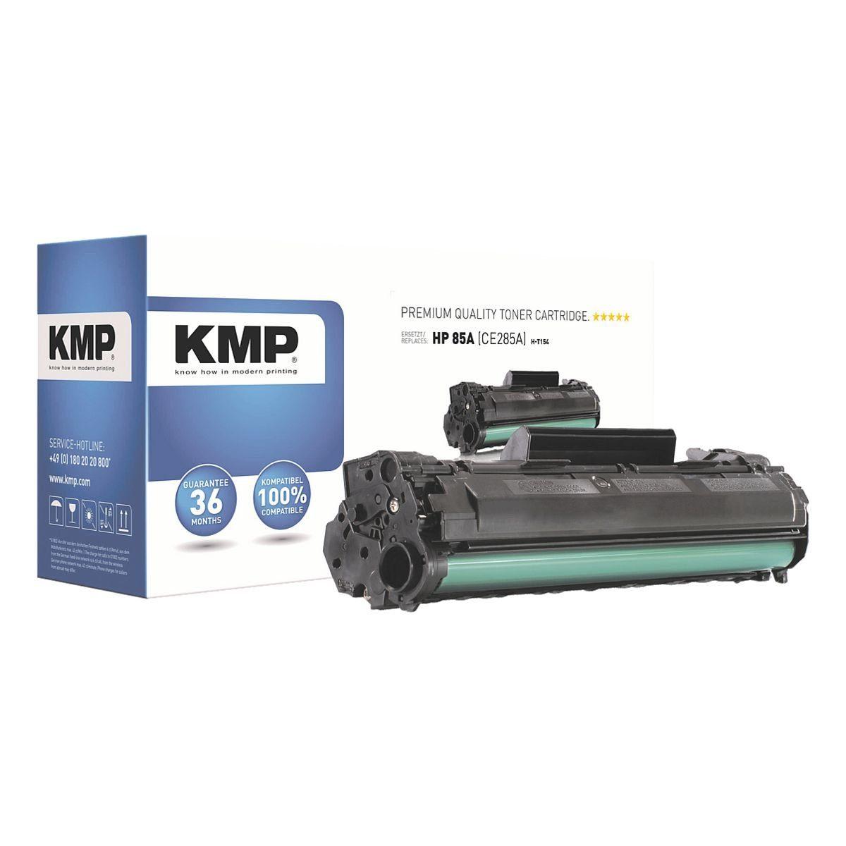 KMP Toner ersetzt HP »CE285A« 85A