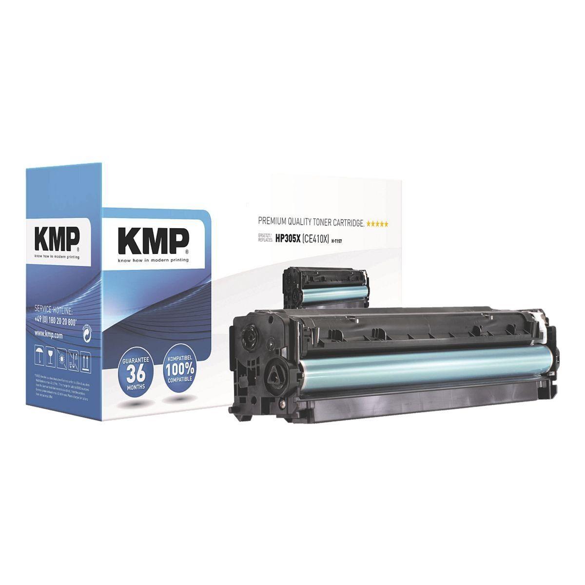 KMP Toner ersetzt HP »CE410X« 305X