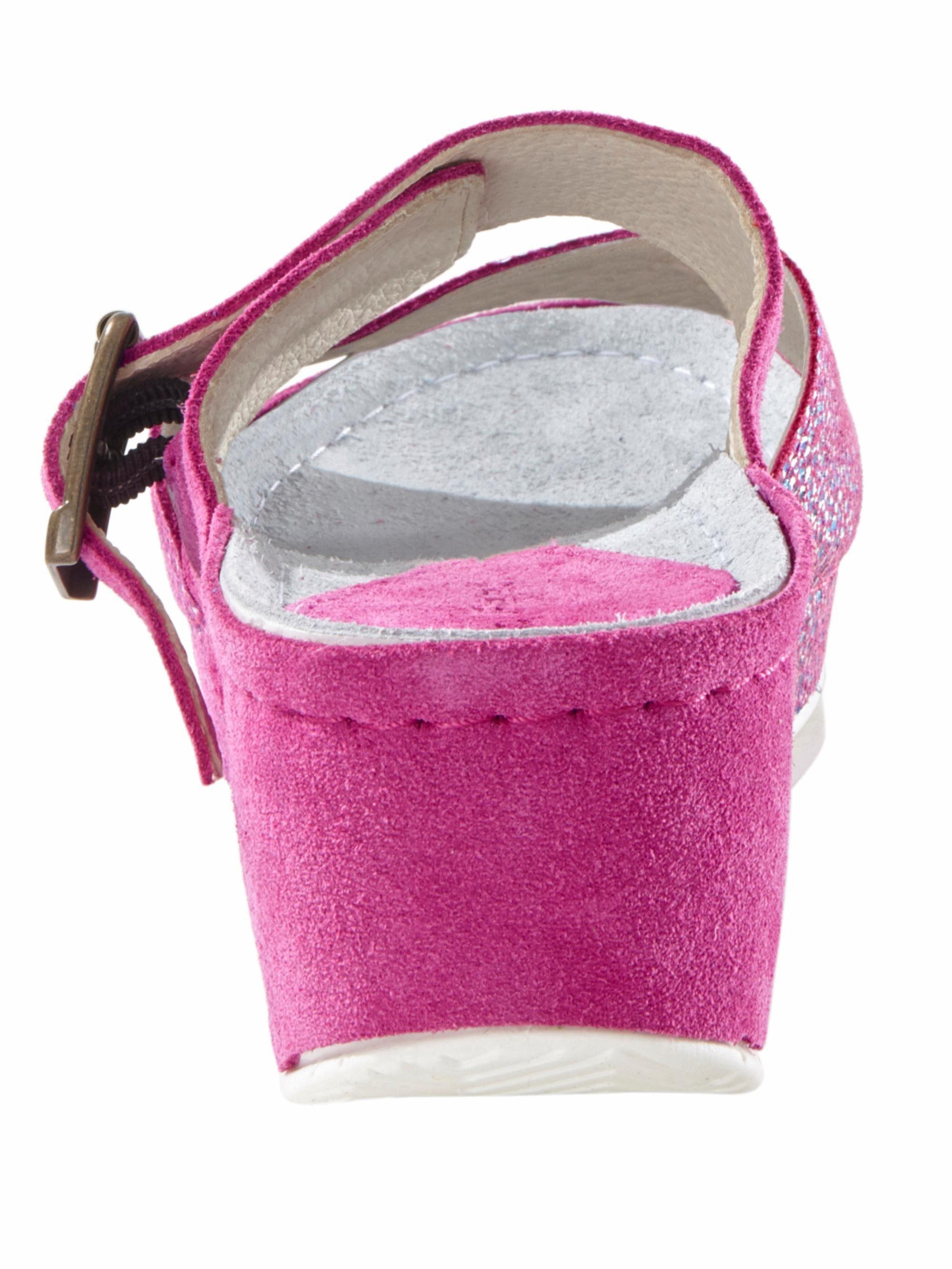 heine home Hausschuhe online kaufen  pink