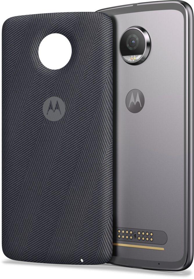 Motorola moto style shell »mit kabelloser Ladefunktion« - Preisvergleich