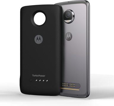 Motorola Mod »Turbo Batterie Cover 3.490 mAh für Moto Z Serie«