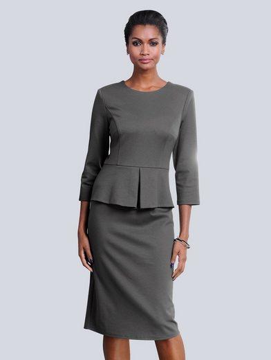 Alba Moda Kleid in besonderer Stretch-Qualität