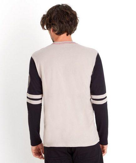 Joe Browns 2-in-1-Pullover Joe Browns Men's Long sleeved top with biker print, Mit langen Ärmeln