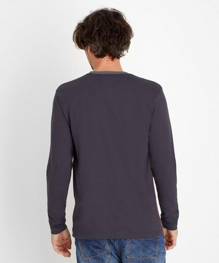 Joe Browns 2-in-1-Pullover Joe Browns Men's Long Sleeved top with print & embroidery, Mit langen Ärmeln
