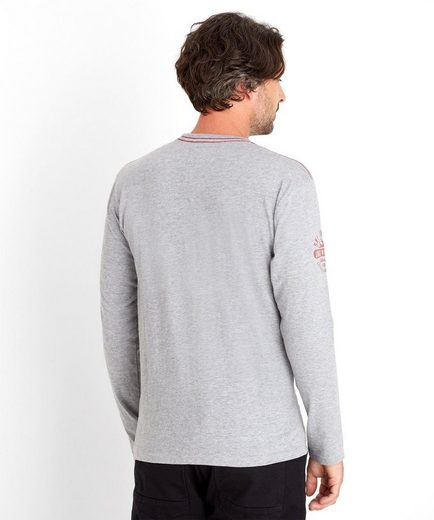 Joe Browns 2-in-1-Pullover Joe Browns Men's Long Sleeved top with campervan motif, Mit langen Ärmeln