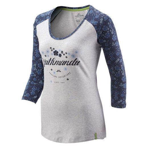 Kathmandu Fairtrade Longshirt für Damen