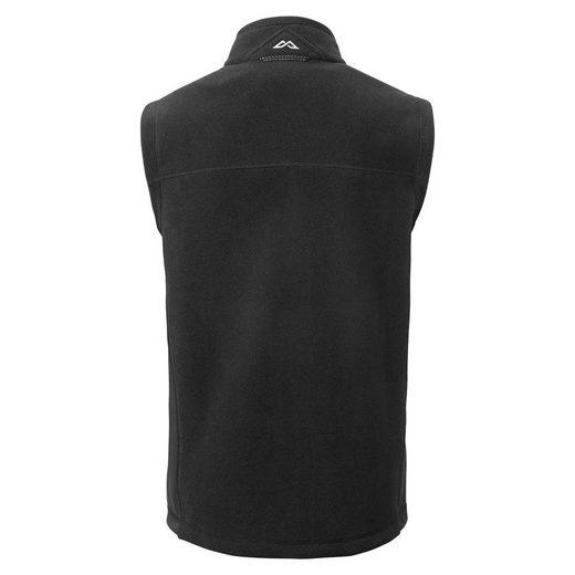 Kathmandu Recycled Fleece Vest Made Of Plastic Bottles For Men Trailhead 200