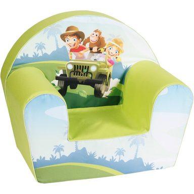 Knorrbaby Mini-Sessel Safari, grün