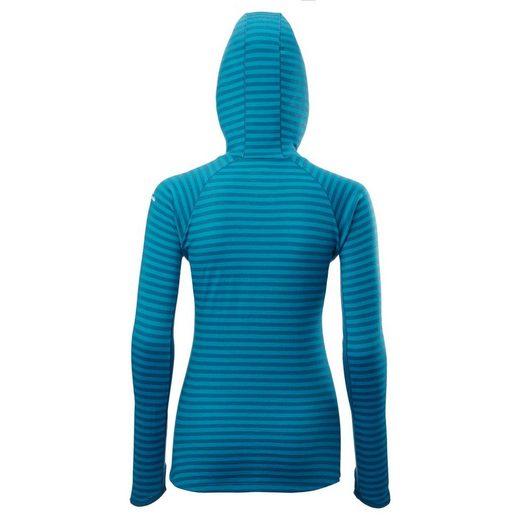 Kathmandu Hooded-sweaters From Merino Wool For Ladies Saddle V4