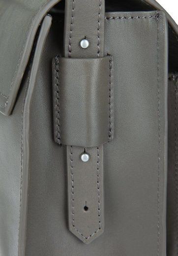 Marc O'Polo Umhängetasche COPENHAGEN, Seitlich verstellbarer Schulterriemen