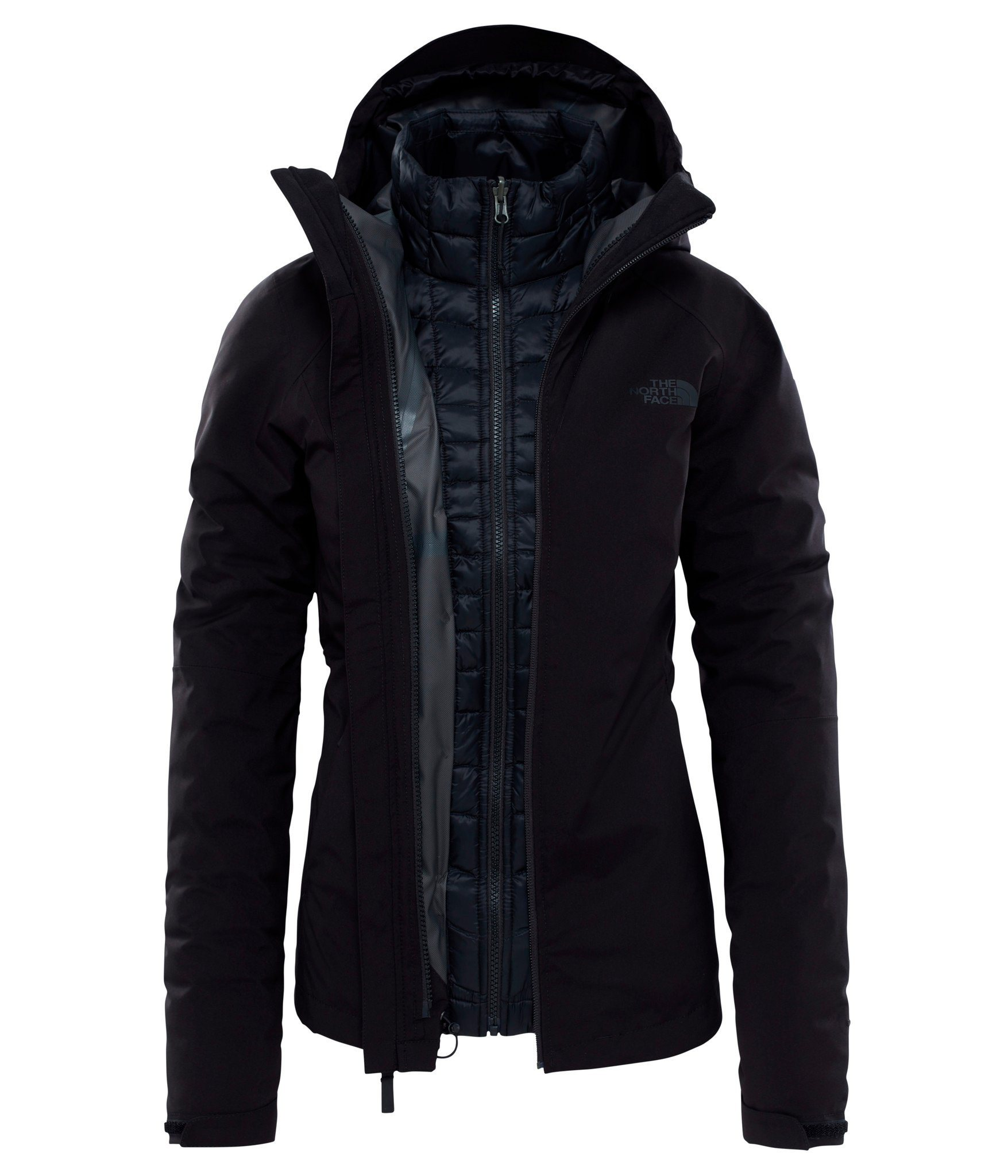 The North Face Outdoorjacke »Thermoball 3 1 Triclimate Jacket Women« b536cea232