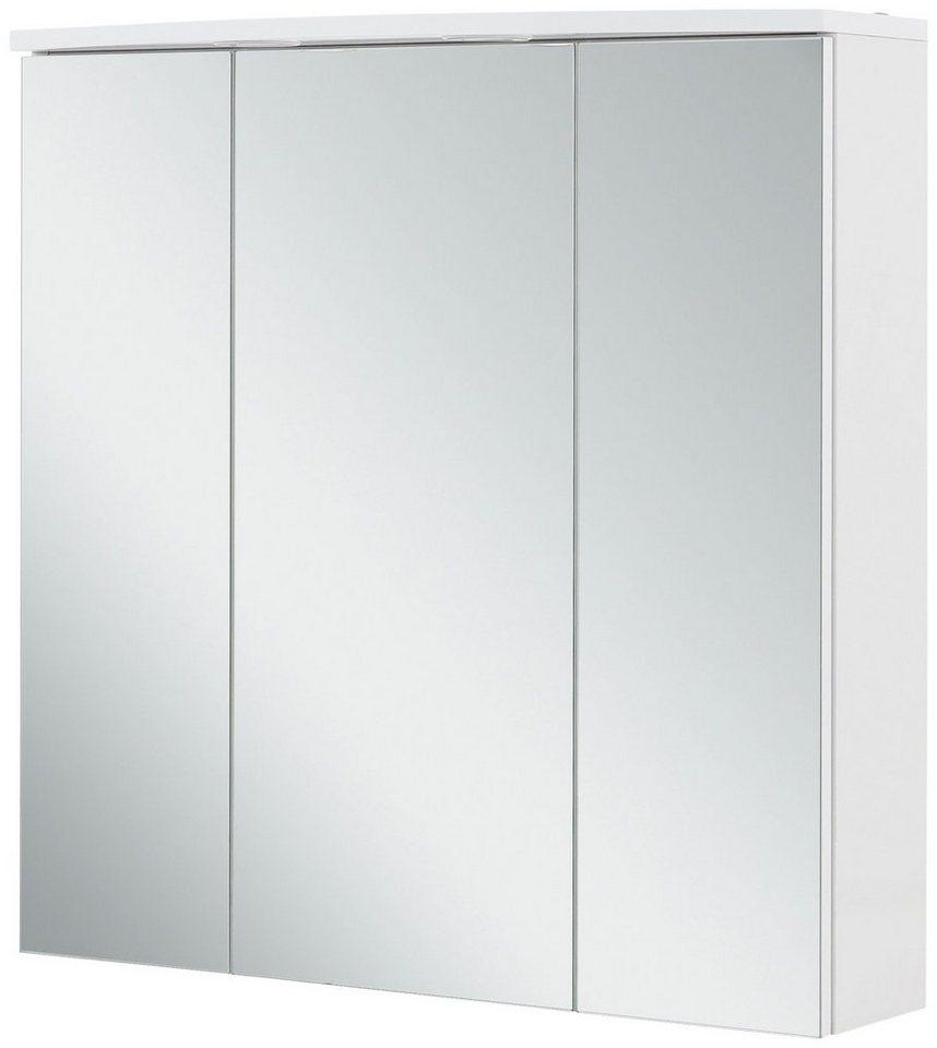 Schildmeyer spiegelschrank verona led breite 70 cm for Schildmeyer spiegelschrank