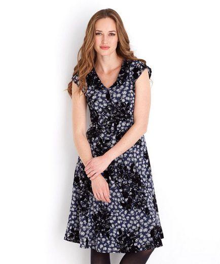 Joe Browns Druckkleid Joe Browns Women's Short Sleeved Floral Tea Dress