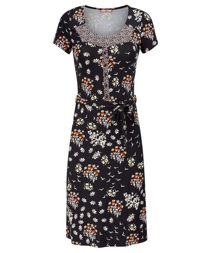 Joe Browns Druckkleid Joe Browns Womens Short Sleeved Floral Tea Dress