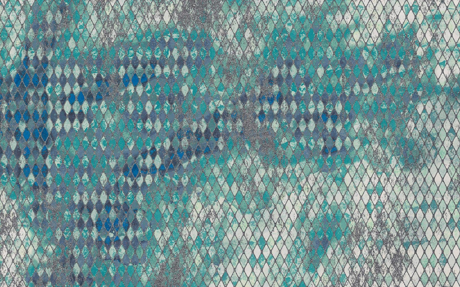 Komar Vlies Fototapete »Harlekin« 400/250 cm
