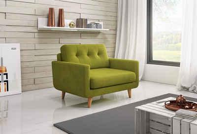 Einzelsessel design  Einzelsessel » Design, Klassisch & Leder kaufen | OTTO