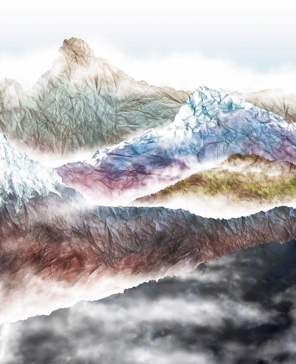 Komar Vlies Fototapete »Olympic« 200/250 cm