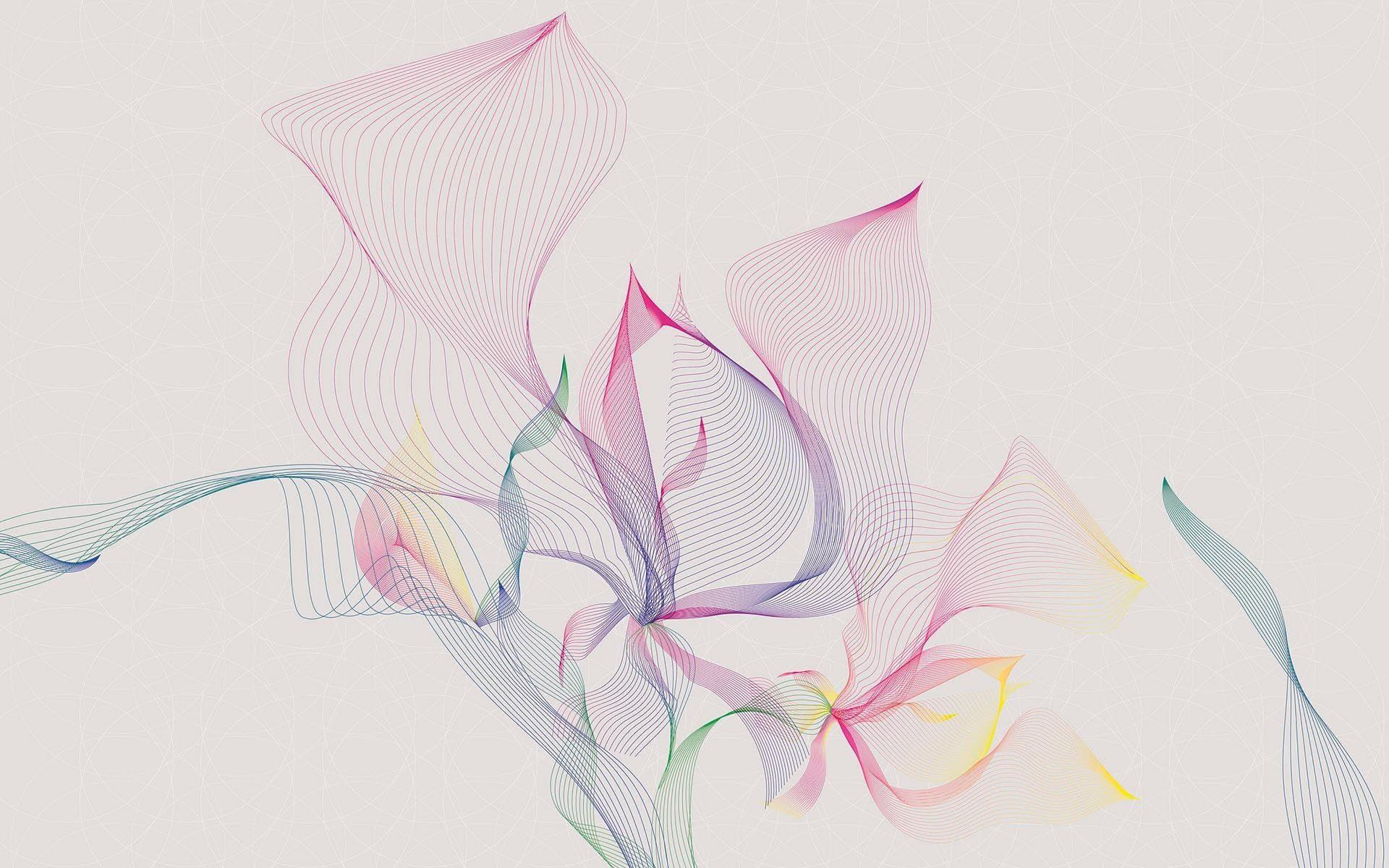 Komar Vlies Fototapete »Spring Leaves« 400/250 cm