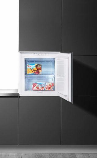 AEG Einbaugefrierschrank ABB66011AS, 60,0 cm hoch, 54,0 cm breit, mit Schlepptür - Technik
