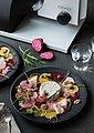 Graef Allesschneider Sliced Kitchen SKS 902 (SKS902EU), 185 W, Bild 10