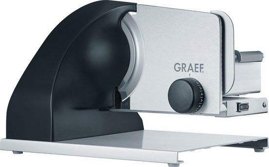 Graef Allesschneider Sliced Kitchen SKS 902 (SKS902EU), 185 W