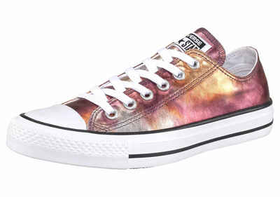 beaa3821eac Converse »Chuck Taylor All Star Washed Metallic Canvas« Sneaker Metallic