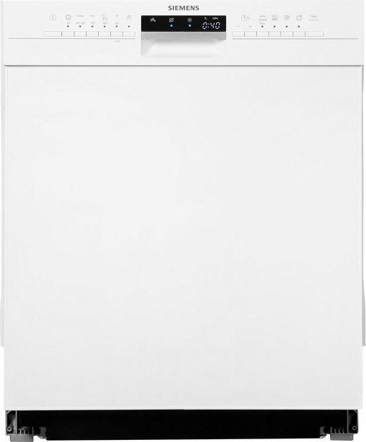 Küchengroßgeräte - SIEMENS Unterbaugeschirrspüler iQ300, SN336W01GE, 9,5 l, 12 Maßgedecke  - Onlineshop OTTO