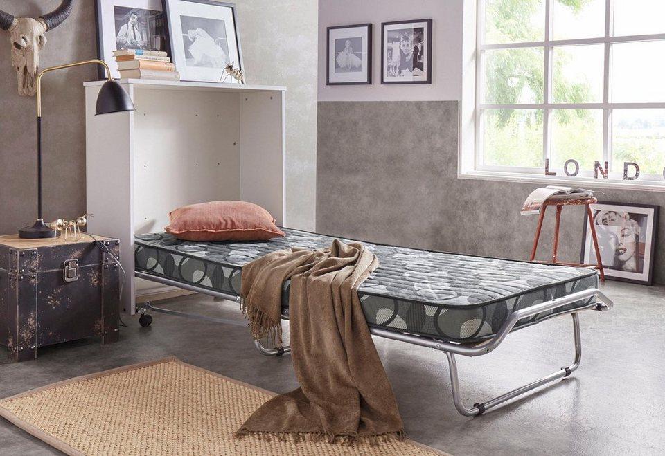 Schrankbett Liegeflache 80x185 Cm Online Kaufen Otto