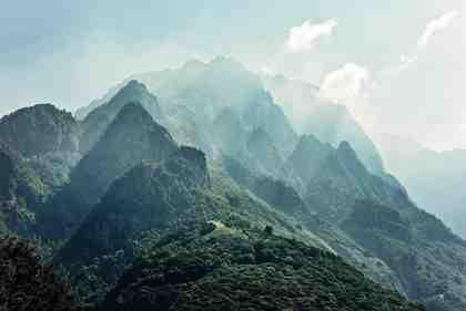 Komar Vlies Fototapete »The summit« 300/200 cm