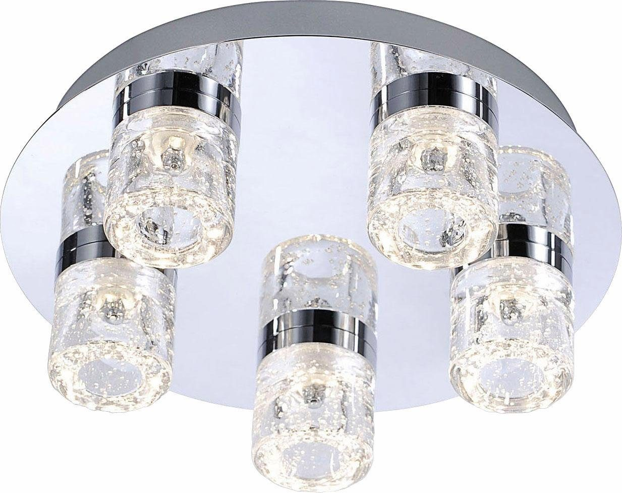 Paul Neuhaus LED-Deckenleuchte, 5flg., »BILAN«