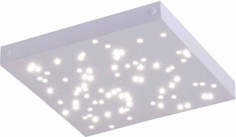 Paul Neuhaus Deckenleuchte »UNIVERSE«, MASTER-PANEL mit Funkfernbedienung, inklusive Serienschalter, inklusive LED Leuchtmitteln