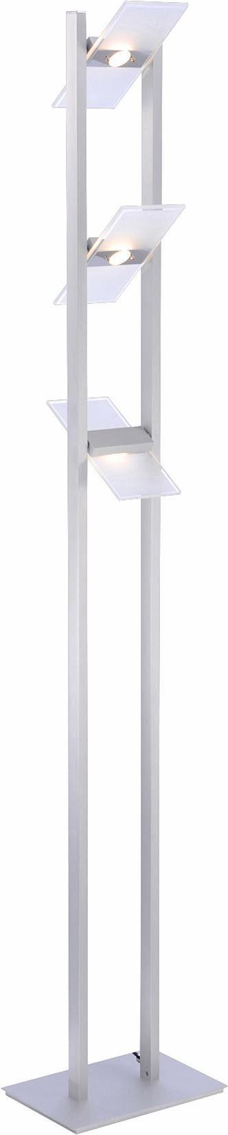 Paul Neuhaus LED Stehlampe »PUKKA«, 3-flammig