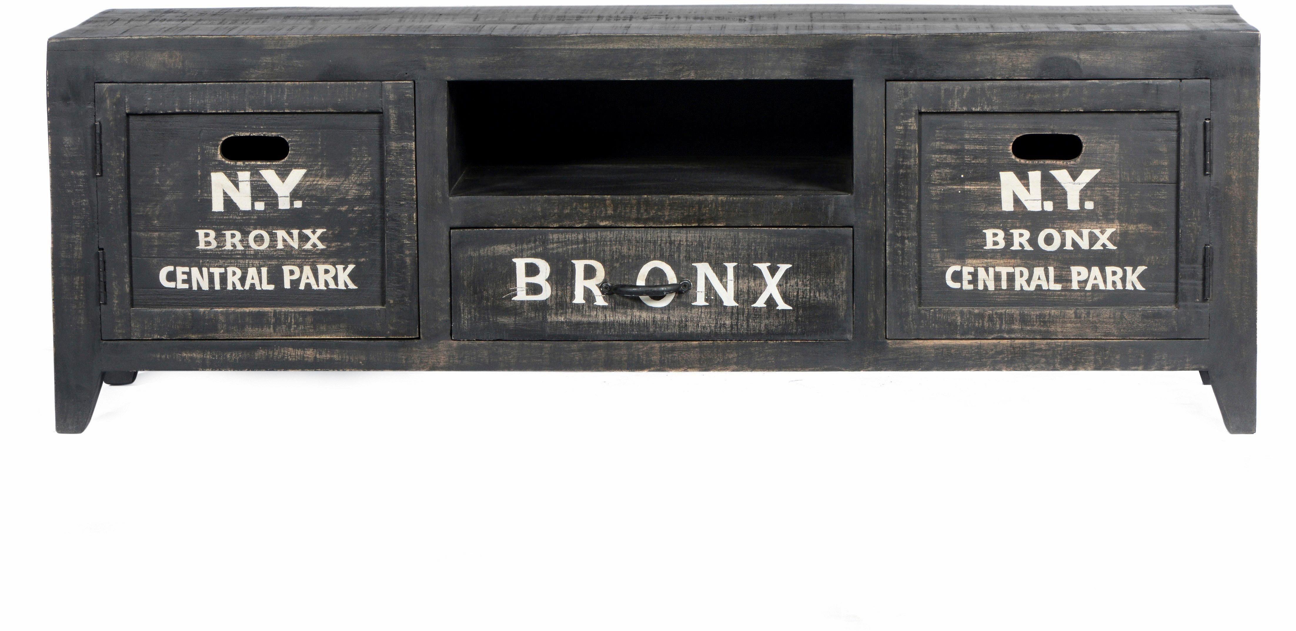 SIT Lowboard »Bronx«, Breite 150 cm, mit einer Schublade