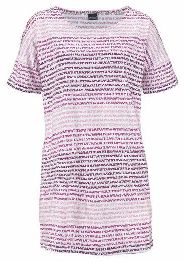Arizona Nachthemden (2 Stück) im Streifenlook mit Farbverlauf