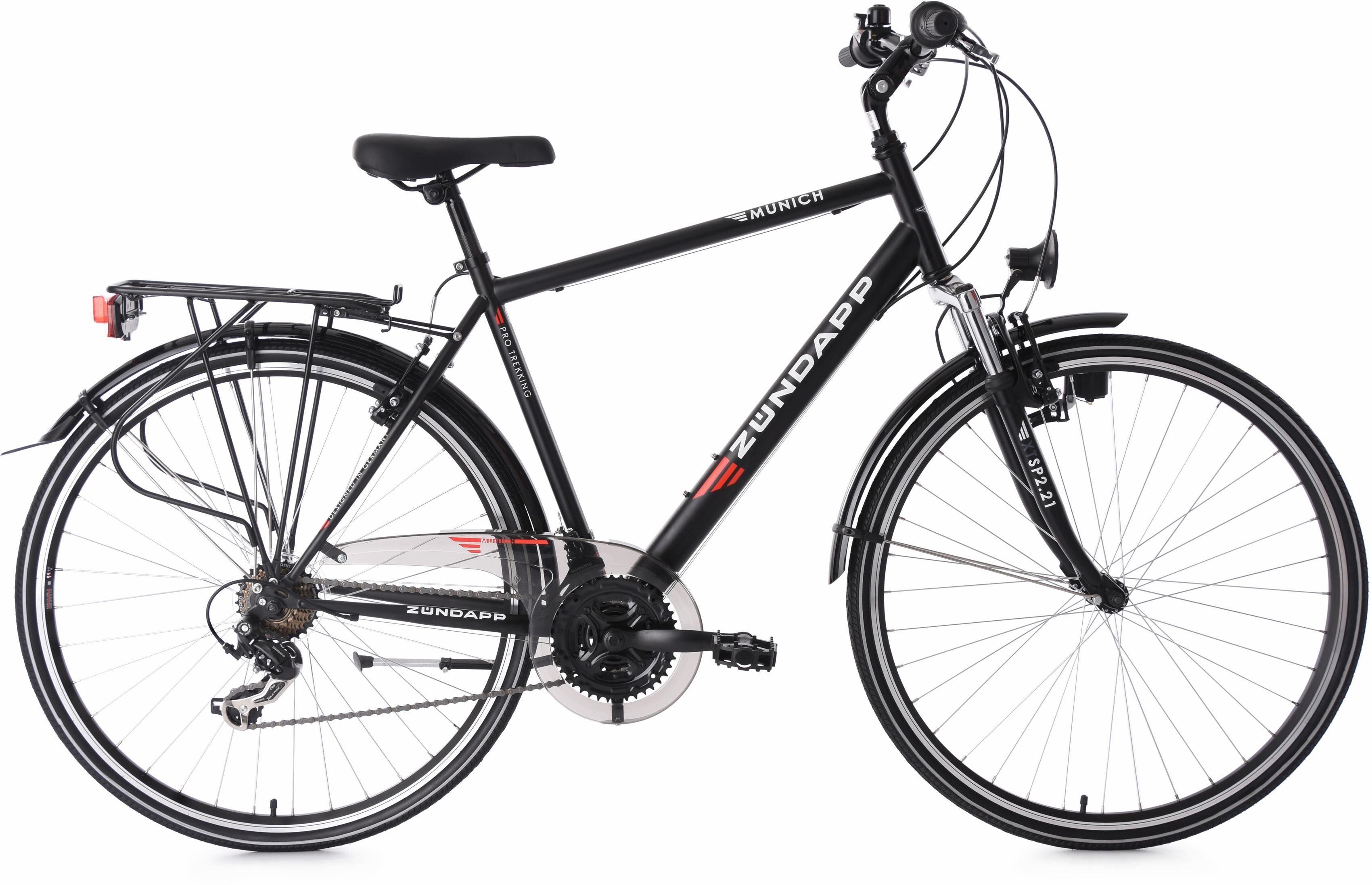 Trekking Fahrrad Zündapp 28 Zoll Damen Radsport