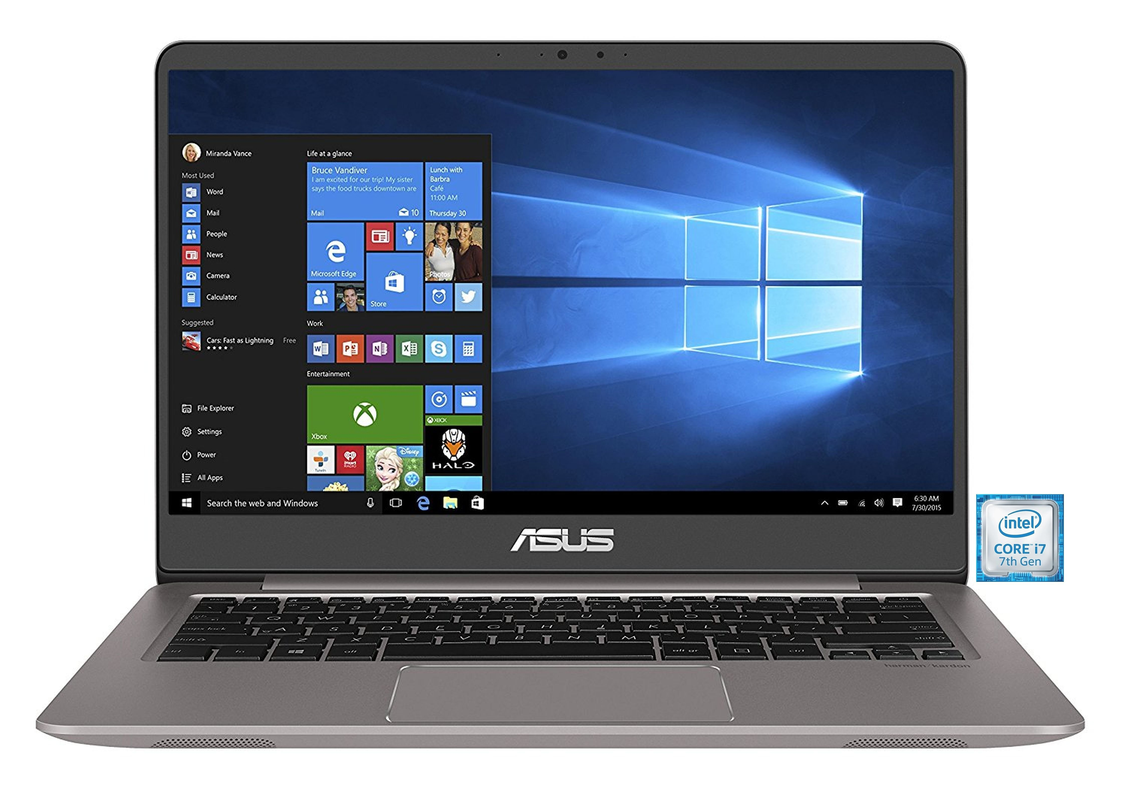 UX3410UQ GV102T Notebook Intel Core i7 35 6 cm 14