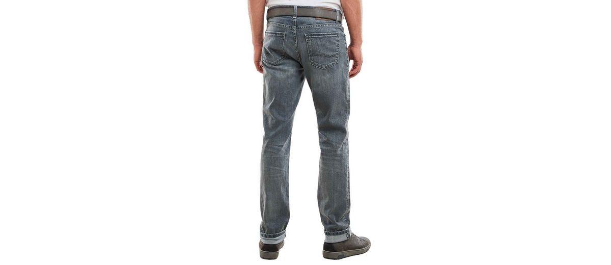 engbers Jeans mit modischen Steppnähten Komfortabel Zu Verkaufen itIb4