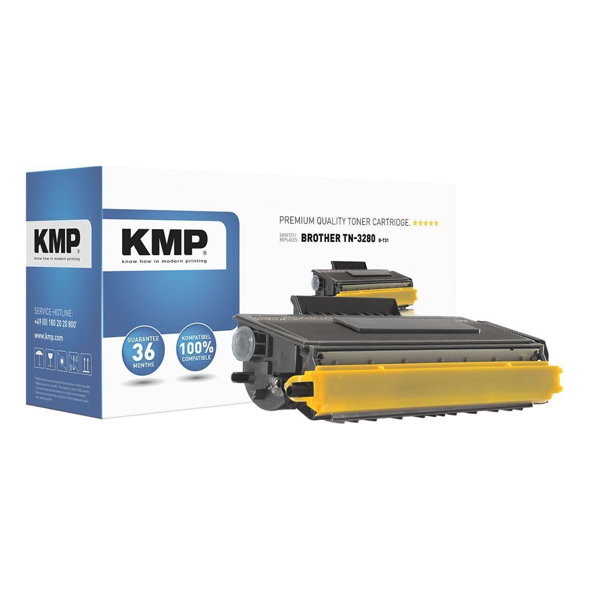 KMP Toner ersetzt Brother XXL »TN-3280«