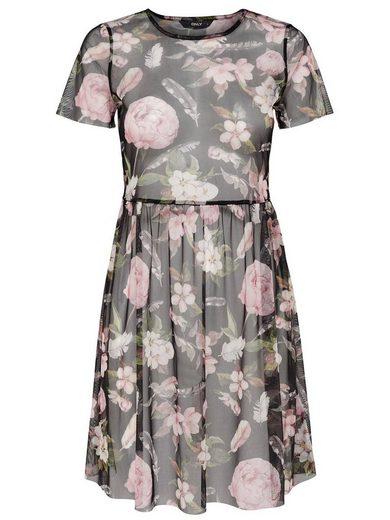 Only Floral Short Dress