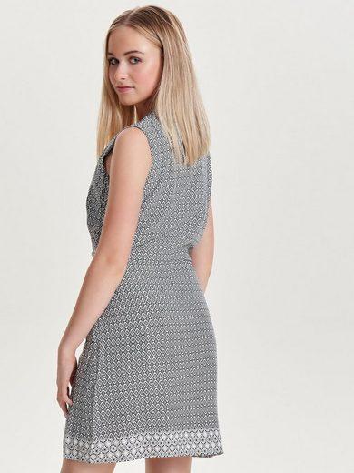 Only Kurzes Kleid ohne Ärmel
