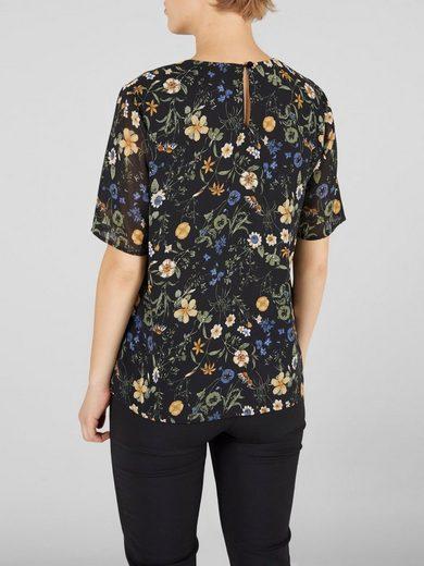 Y.A.S Blumen- T-Shirt