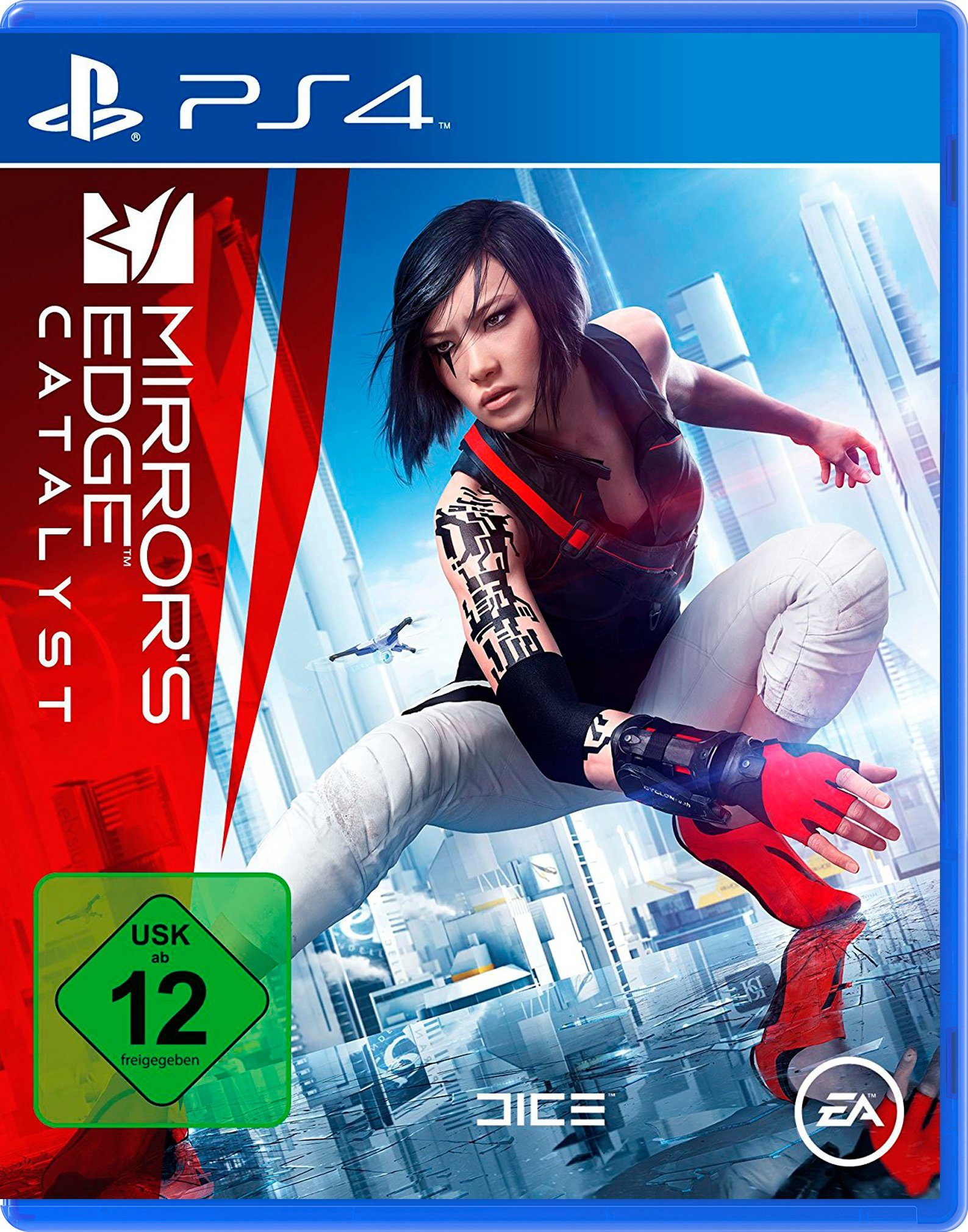 Electronic Arts Software Pyramide - Playstation 4 Spiel »Mirror's Edge Catalyst«
