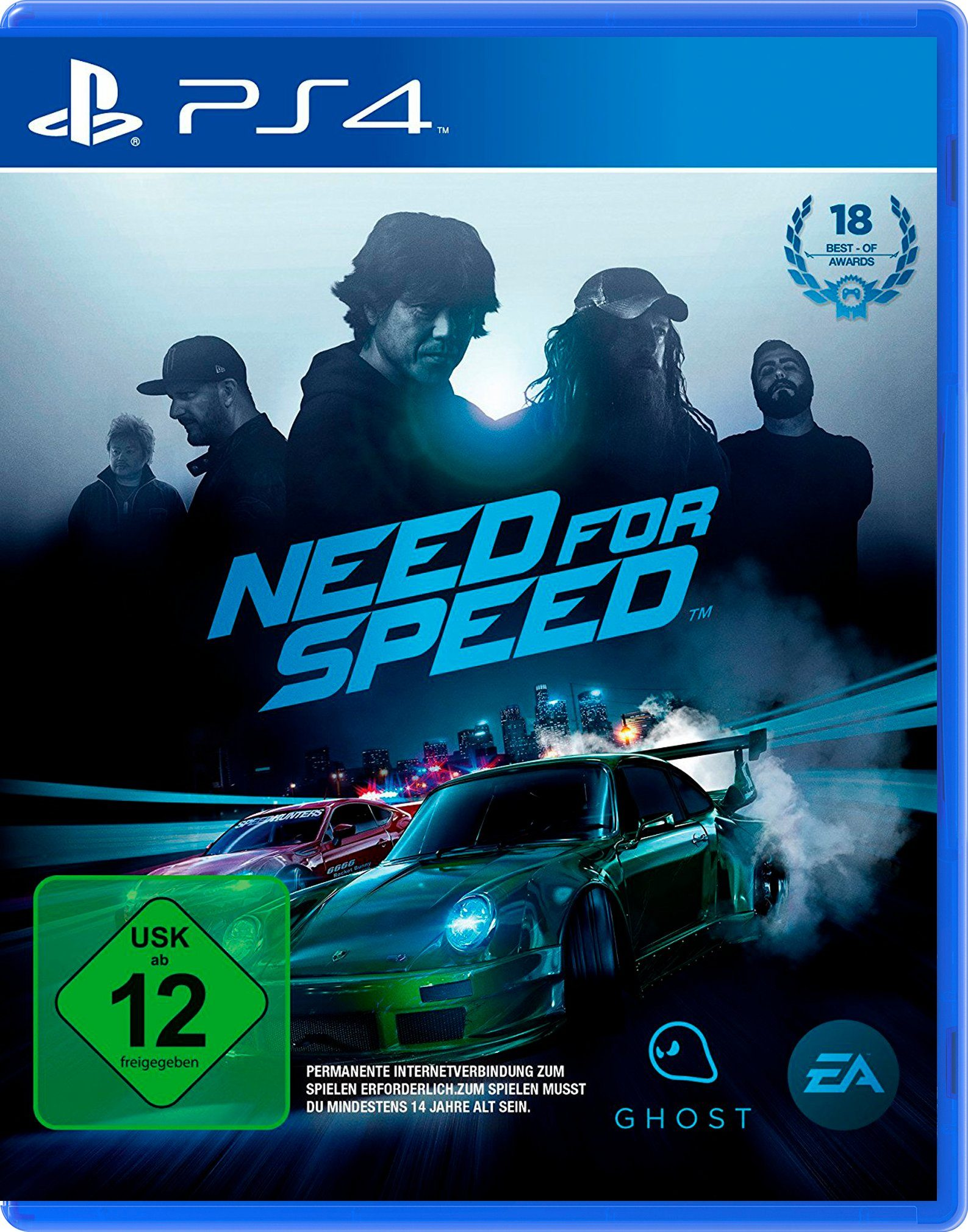 Electronic Arts Software Pyramide - Playstation 4 Spiel »Need for Speed«