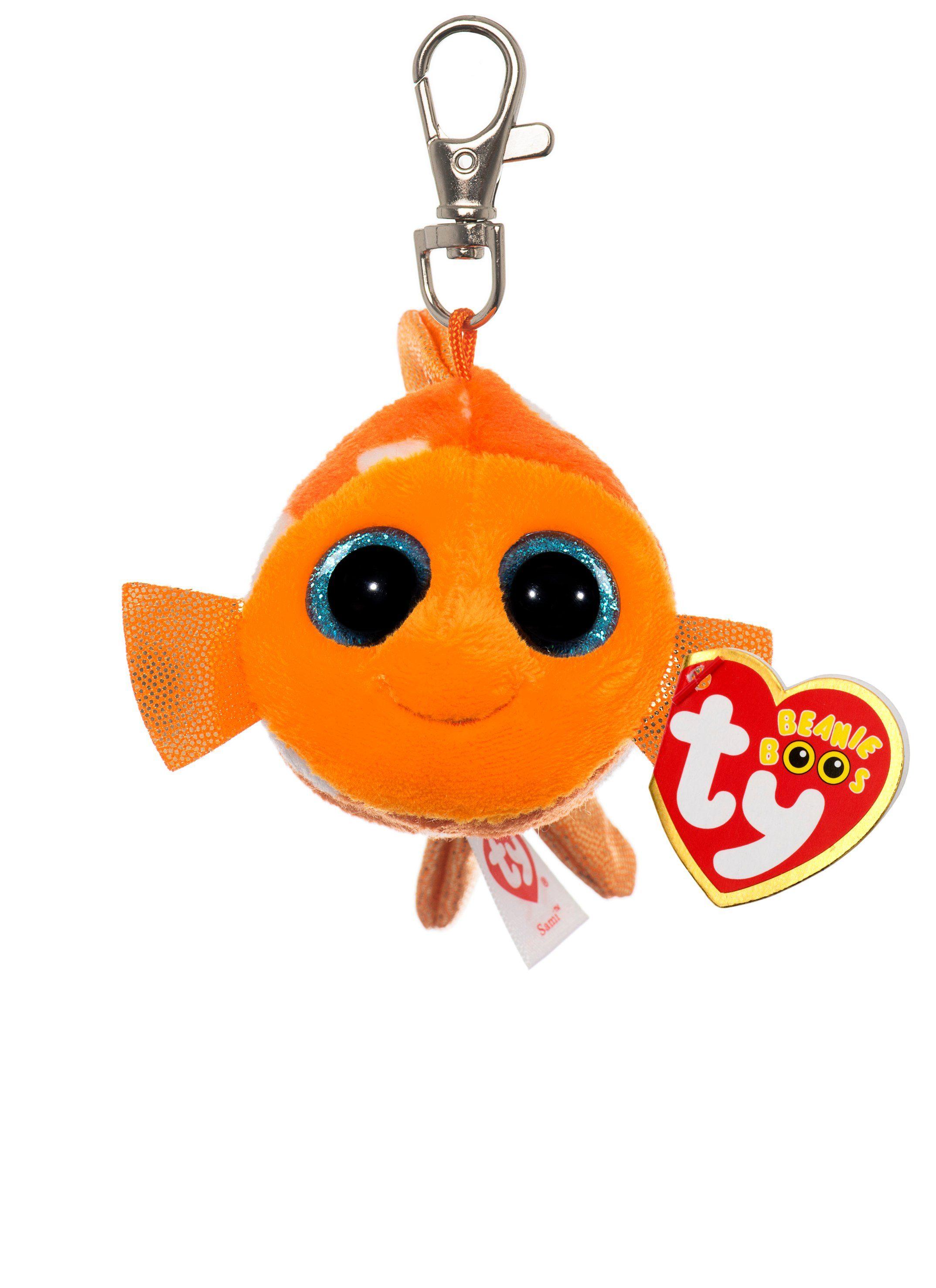TY Beanie Boo's Clipons »Sami Clownfisch«