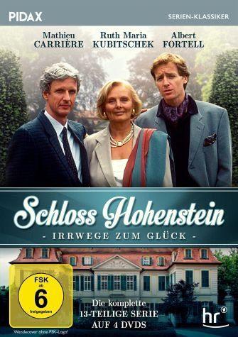 DVD »Schloss Hohenstein - Irrwege zum Glück (4 Discs)«