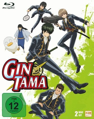 Blu-ray »Gintama, Vol. 3 (2 Discs)«
