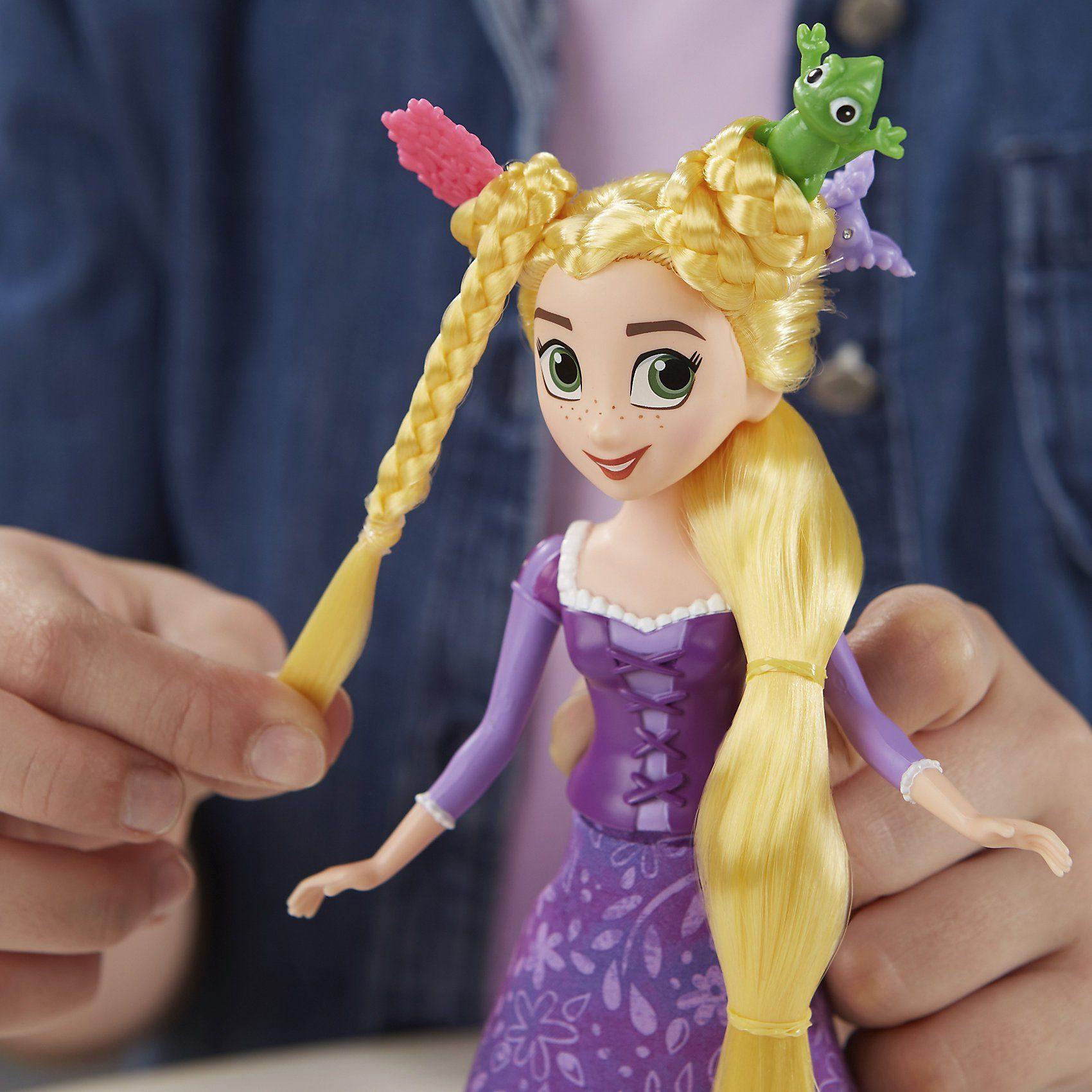 Hasbro Rapunzel: Die Serie Rapunzels durchgedrehter Frisurenspaß