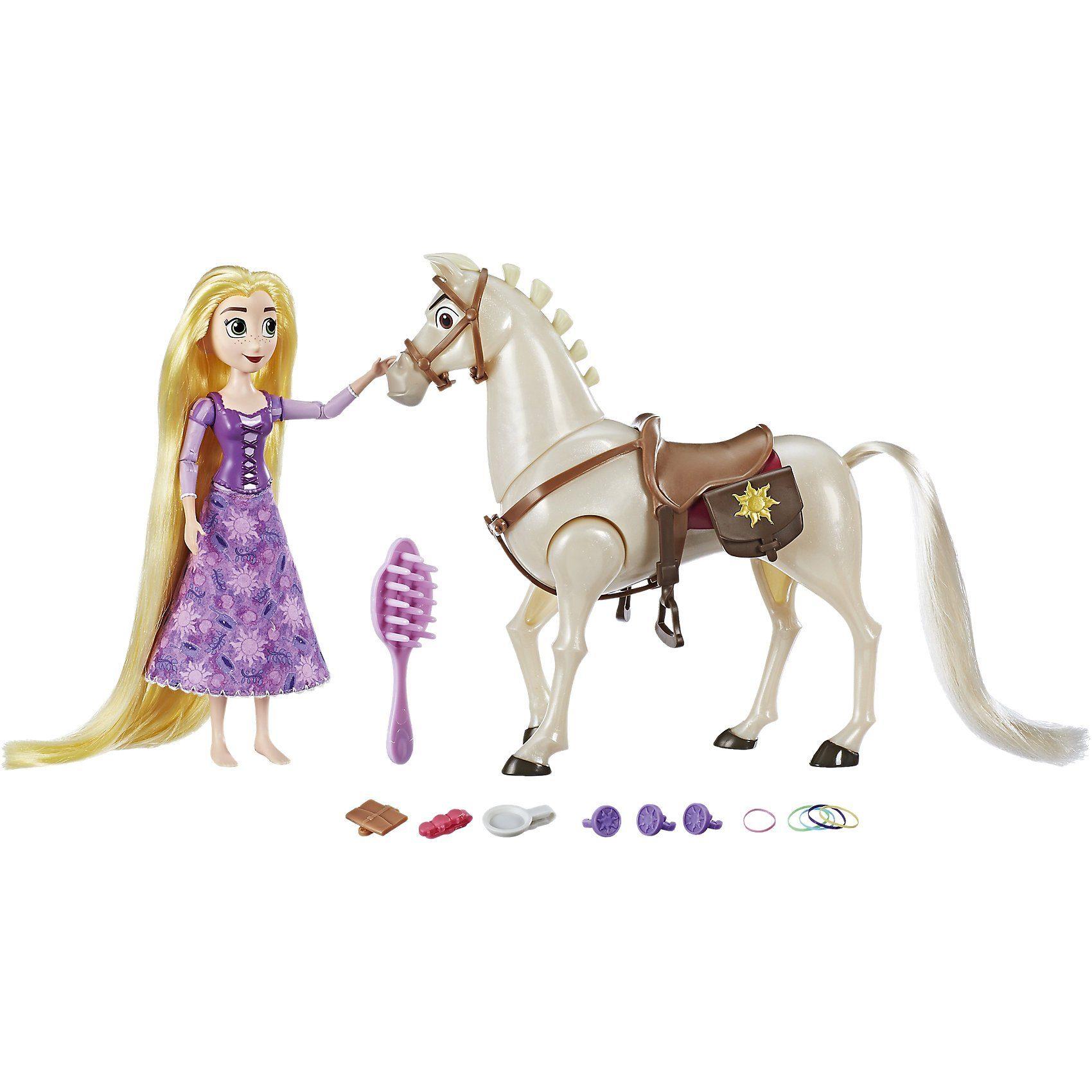 Hasbro Rapunzel: Die Serie Rapunzel & ihr Pferd Maximus