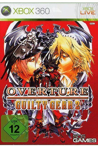 505 Games Guilty Gear 2: Overture »X360«
