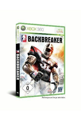 505 Games Backbreaker »X360«